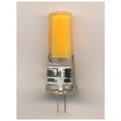 Lampadina G4 a LED COB Bianco Caldo 4 W