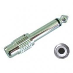 Adattatore da Spina Jack 6.3 mm. Mono a Presa RCA