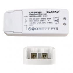 Alimentatore LED a corrente costante 20 W  2-58 V DC