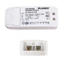 Alimentatore LED a corrente costante 12 W  2-34 V DC