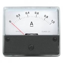 Amperometro 0-1 A/DC