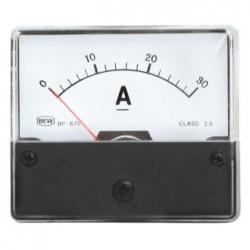 Amperometro 0-30 A/DC