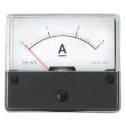 Amperometro 0-3 A/DC