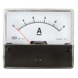 Amperometro 0-5 A/DC
