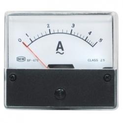 Amperometro 0-5 A/AC