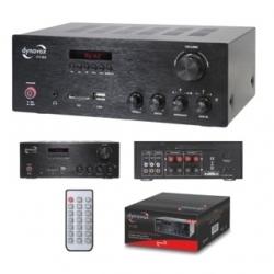 Amplificatore compatto stereo di alta qualità VT-80 Dynavox