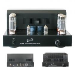 Amplificatore integrato mono a valvole VR-80E Dynavox Nero