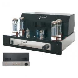 Amplificatore integrato mono a valvole VR-80E Dynavox Cromata