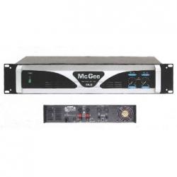 Amplificatore professionale 2 x 480 W PA-10 McGee