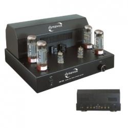 Amplificatore stereo a valvole VR-70E II Dynavox Nero