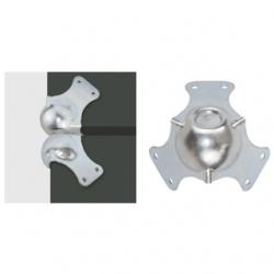 Angolo di protezione per casse acustiche in acciaio