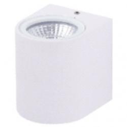 Applique da esterno a LED COB 3 W Bianco Caldo - Colore BIANCO