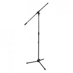 Asta porta microfono 3 piedi altezza regolabile 800-1.600 mm.