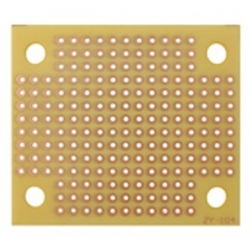 Mini scheda 202 contatti per saldatura 5 pezzi
