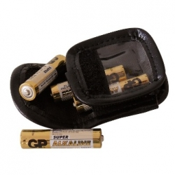 Borsa a cintura per 4 batterie stilo LR6