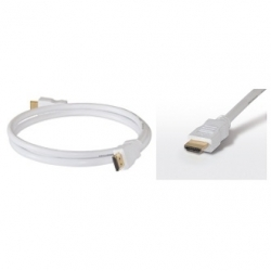 Cavo HDMI 1.4 spina/spina dorate 3 mt