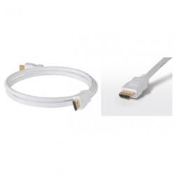 Cavo HDMI 1.4 spina/spina dorate 7,5 mt