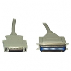 Cavo Stampante bidirezionale IEEE-1284. 36 Poli M. micro ribbon / 36 Poli M. Centronics 1,80 mt.