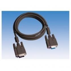 Cavo monitor S-VGA Sud-D HD 15 Poli Maschio / Femmina 1,8 mt. con cavallotto
