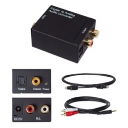 Convertitore audio Digitale / Analogico Mini-DAC Dynavox
