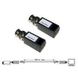 Coppia Balun convertitore segnale trasmettitore e ricevitore