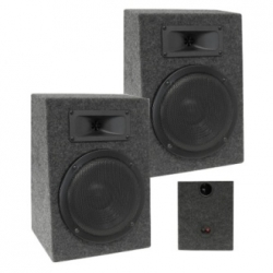 Coppia casse acustiche 250W