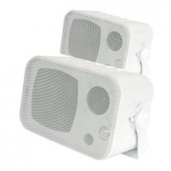 Coppia casse Hi-Fi 3 vie 100 W