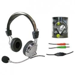 Cuffia multimedia con microfono MP0410