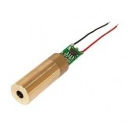 Diodo laser 4 mW Verde