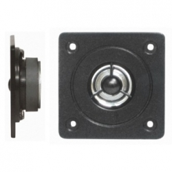 Dome tweeter 61 x 61 mm. Mylar