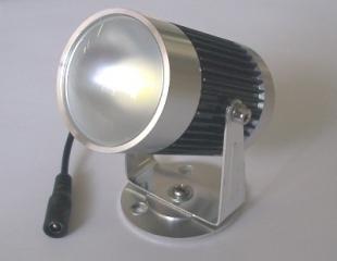 Faretto a LED da esterno 5 W Bianco Caldo
