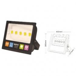 Faro 5 LED da esterno 300 W Bianco Freddo