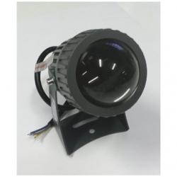 Faretto da esterno a LED CREE 10 W Giallo