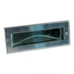Box vuoto da incasso calpestabile Water Proof 200 x 80 mm