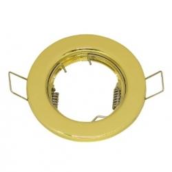 Ghiere per lampade alogene MR-16  Ottone