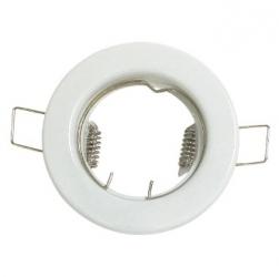 Ghiere per lampade alogene MR-11 Bianca