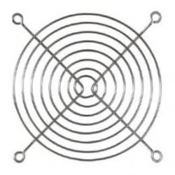 Griglia di protezione per ventola 120 x 120 mm.