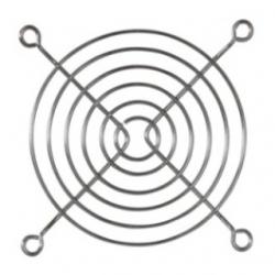 Griglia di protezione per ventola 92 x 92 mm.