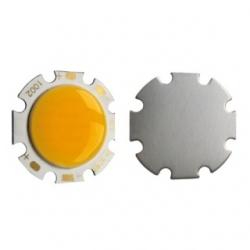 LED COB alta potenza 10 W Bianco Caldo