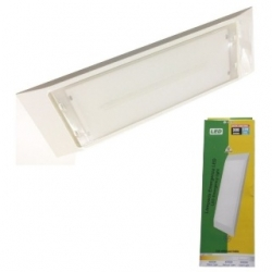 Lampada Emergenza a LED 3,5 W Bianco Freddo