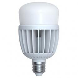 Lampada LED a palla A80 alluminio 30 W Bianco Naturale