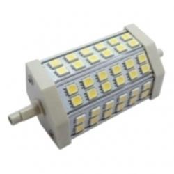 Lampada R7s 48 LED SMD 5050 Bianchi Naturali 10 W