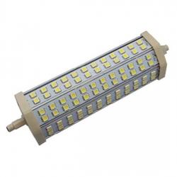 Lampada R7s 72 LED SMD 5050 Bianchi Caldi 15 W