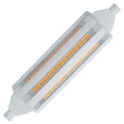 Lampada R7s 120 LED SMD 2835 Bianchi Caldi 17 W