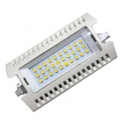 Lampada R7s 30 LED SMD Bianchi Caldi 12 W - 21142