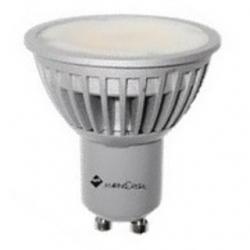 Lampadina 12 LED SMD Epistar MR16 GU10 6 W Bianchi Caldi - 20886