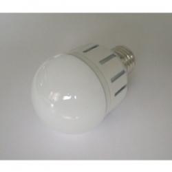 Lampadina A60 a bulbo 20 LED 8 W E27 Bianco Caldo