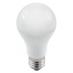 Lampadina 24 V a bulbo E27 con LED SMD 2835 10 W Bianco Caldo