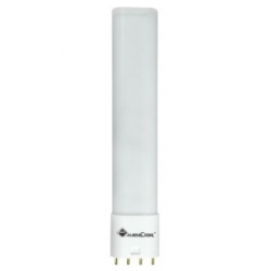 Lampadina 2G11 PLL LED Epistar 32 W Bianchi Naturali - 21238