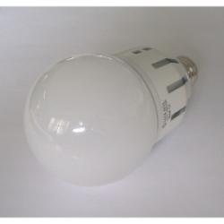 Lampadina A80 a bulbo 30 LED 10 W E27 Bianco Freddo